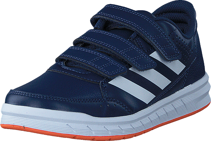Footway SE - adidas Sport Performance Altasport Cf K Noble Indigo/Ftwr White/Orange, Skor, Sn 247.00