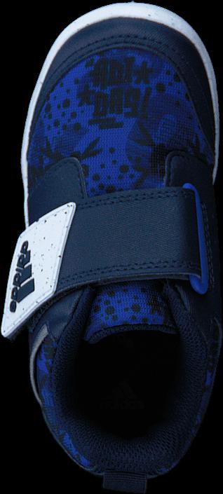 adidas Sport Performance - Fortaplay Ac I Hi-Res Blue/CollegiateNavy/Wht