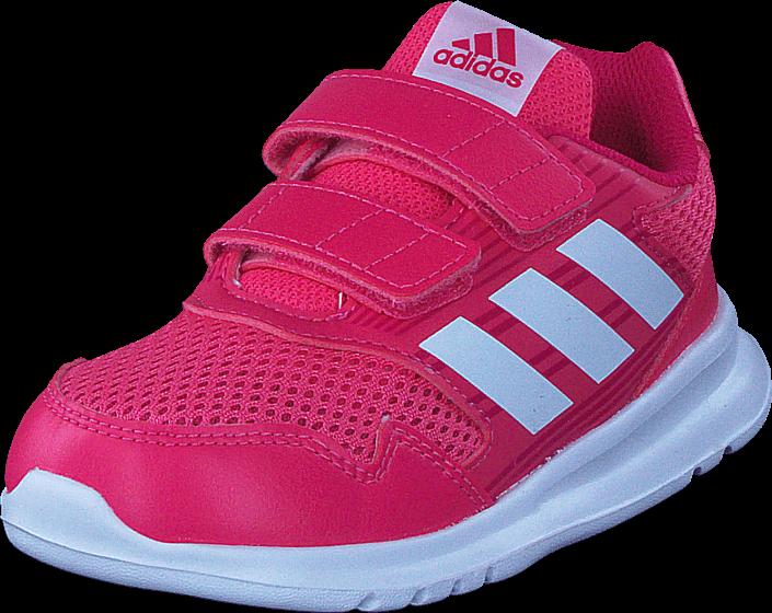 adidas Sport Performance Altarun Cf I Real Pink/Ftwr Wht/Vivid Berry, Skor, , , Rosa, Unisex, 20