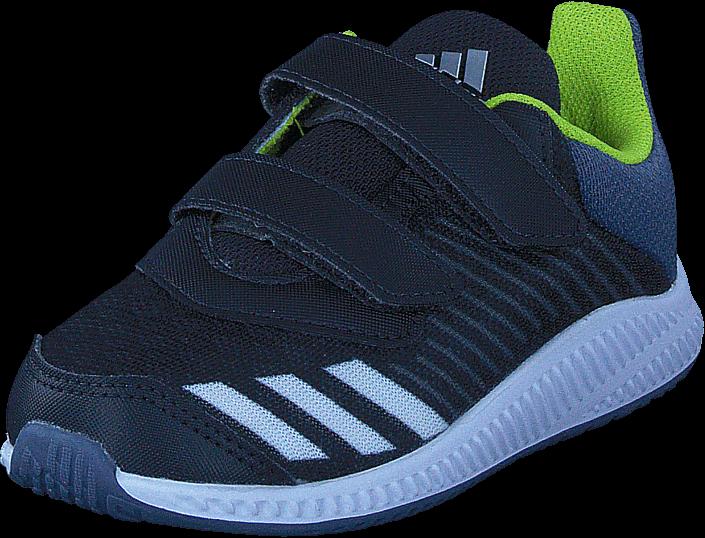 adidas Sport Performance - Fortarun Cf I Carbon/Silver Met/Raw Steel