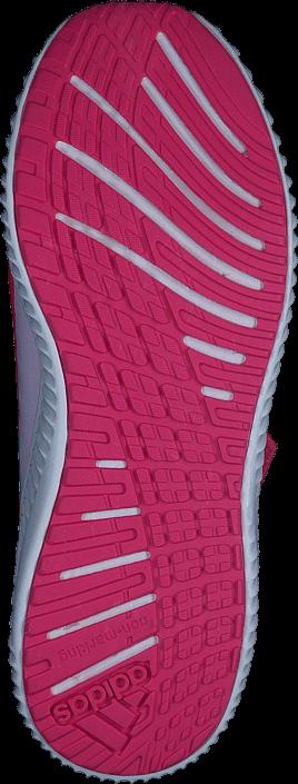 adidas Sport Performance - Fortarun X Cf K Chalk Blue/Aero Pink/Ftwr Wht