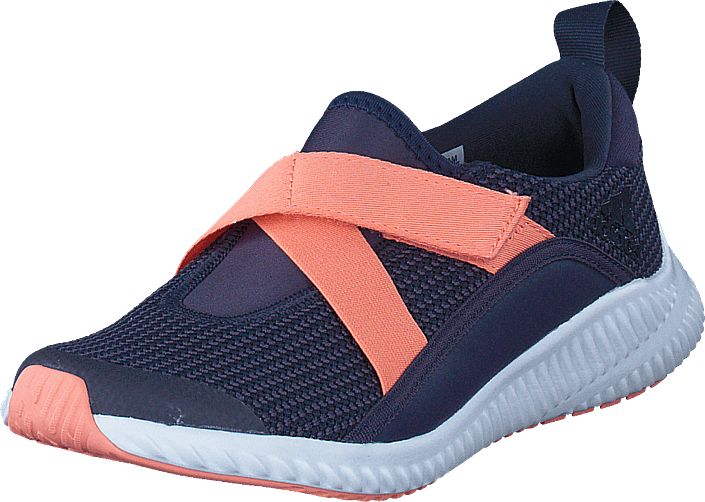 adidas Sport Performance Fortarun X Cf K Trace Purple/Trace Blue/Coral