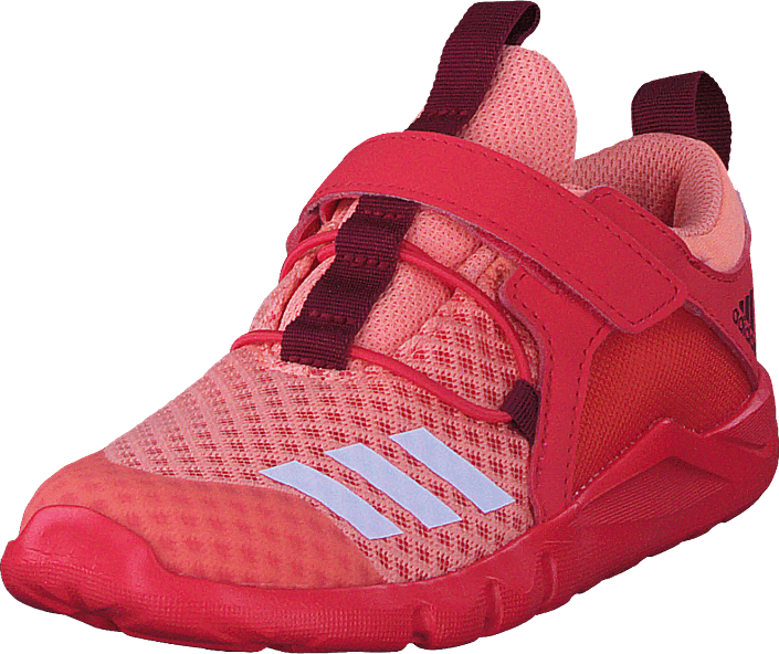 adidas Sport Performance - Rapidaflex 2 El I Chalk Coral/White/Real Coral