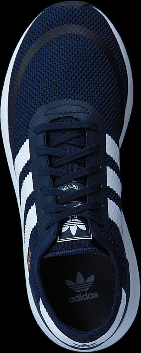 sports shoes 012bf a43fe ... adidas Originals N-5923 J Collegiate Navy Wht Grey Three
