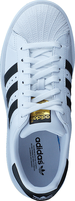 adidas Originals - Superstar Bold W Ftwr White/Core Black/Gold Met