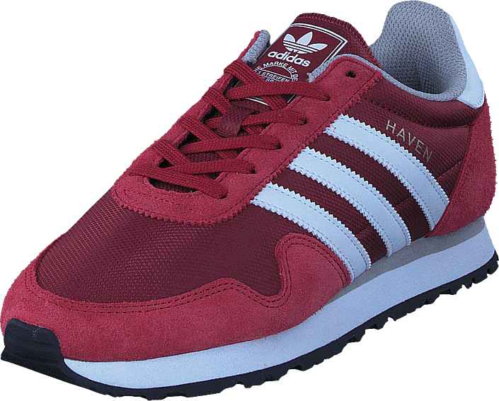 adidas Originals Haven Mystery Red/Wht/Clear Granite