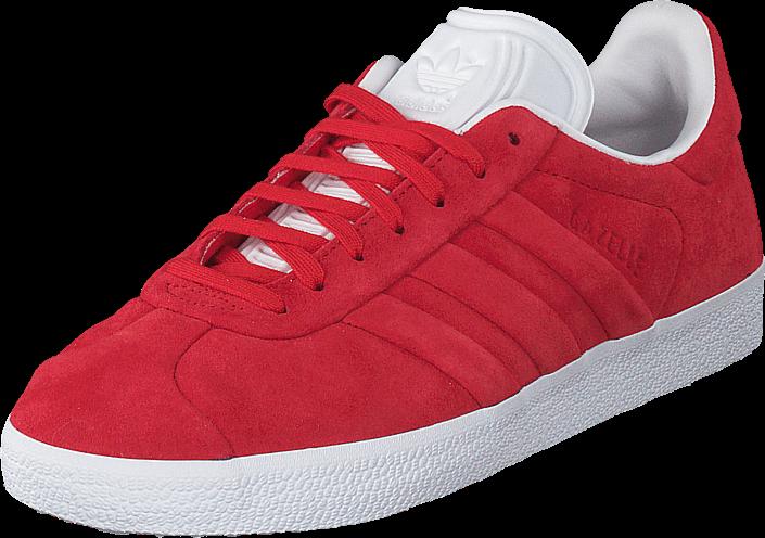 Footway SE - adidas Originals Gazelle Stitch And Turn Collegiate Red/Ftwr White, Skor, Sneake 997.00