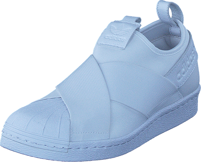 adidas Originals Superstar Slipon Ftwr White/Ftwr White