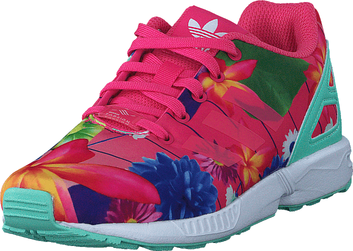 adidas Originals - Zx Flux C Real Pink S18/Ftwr White