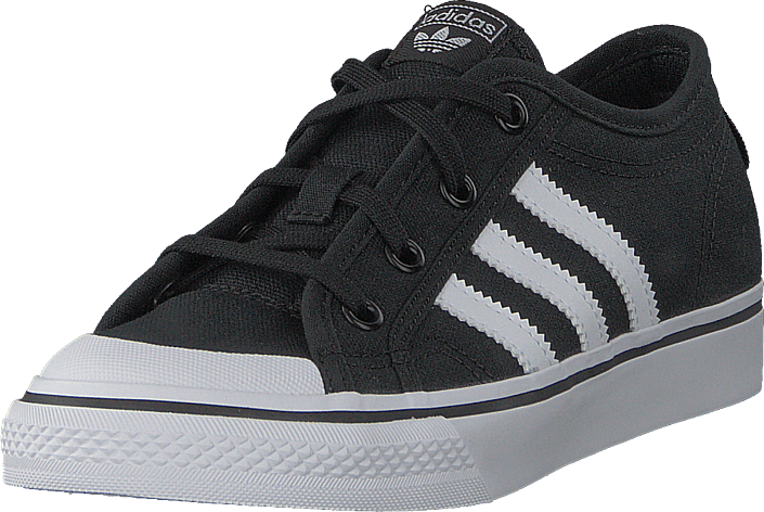 adidas Originals - Nizza C Core Black/Ftwr White