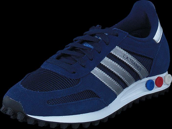 adidas Originals - La Trainer Dark Blue/Met Silver/Dark Grey