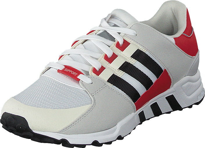 Footway SE - adidas Originals Eqt Support Rf Ftwr White/Core Black/Scarlet, Skor, Sneakers &  1097.00
