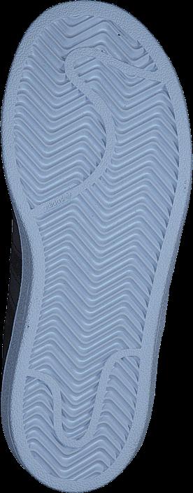adidas Originals Superstar C Core Black/Ftwr White