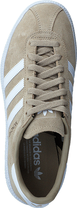 adidas Originals Munchen Raw Gold/Ftwr White/Gold Met
