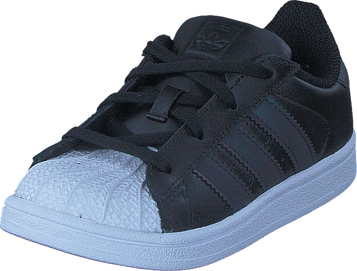 adidas Originals - Superstar I Core Black/Ftwr White