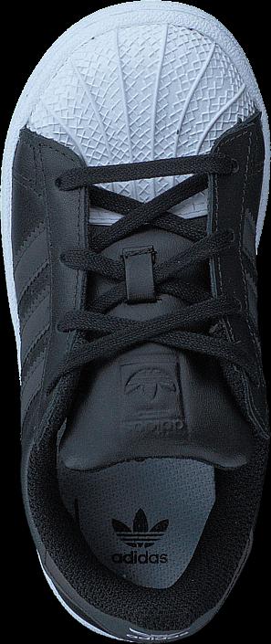 adidas Originals Superstar I Core Black/Ftwr White