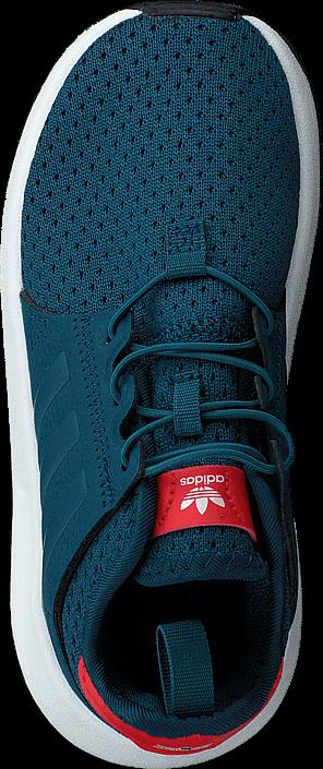 adidas Originals - X_Plr El I Petrol Night F17/Ftwr White