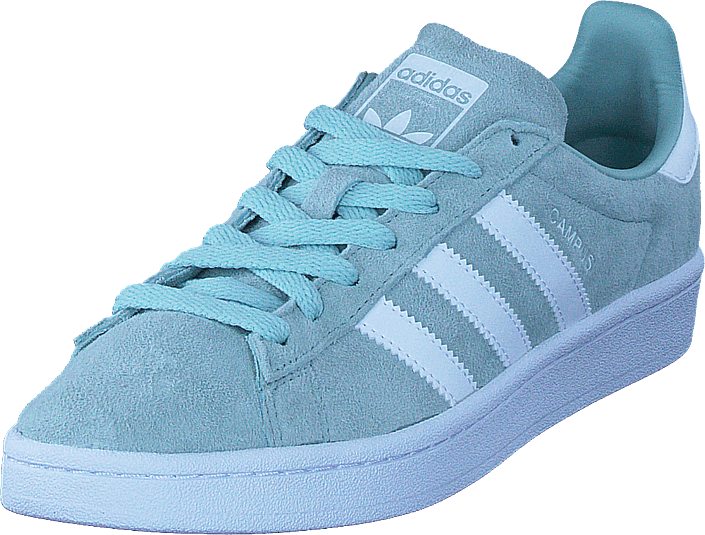 adidas Originals Campus Ash Green S18/Ftwr White