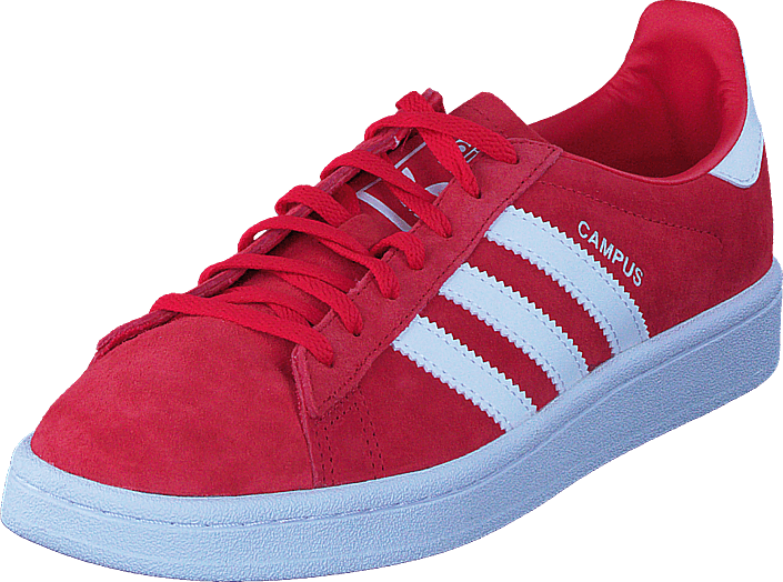 adidas Originals - Campus W Ray Red F16/Ftwr White