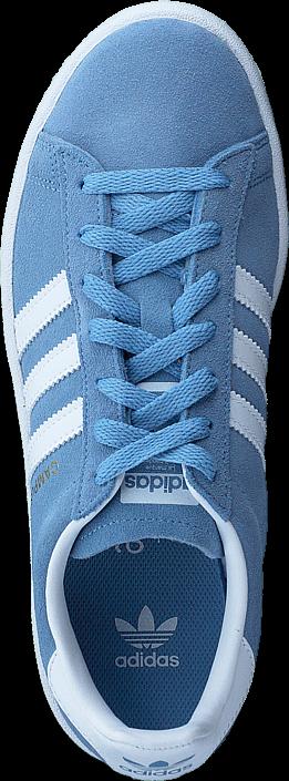 adidas Originals - Campus J Ash Blue S18/Ftwr White
