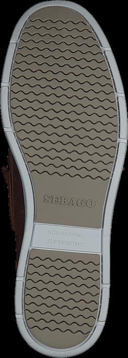 Sebago - Litesides Two Eye Med Brown Leather