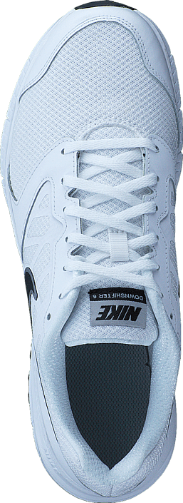 Nike Downshifter 6 White/black
