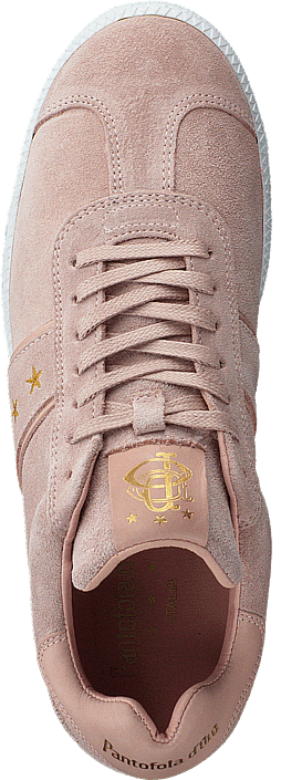 Pantofola d'Oro - Berletta Suede Donne Nude