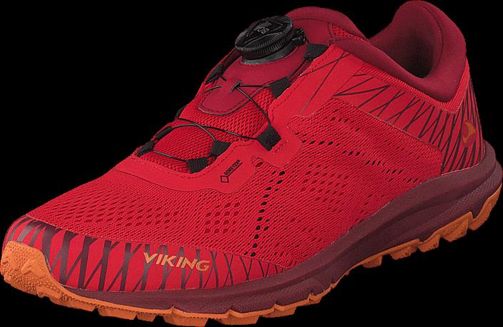 Viking - Apex II Junior Gore-Tex® Tomato/Rust