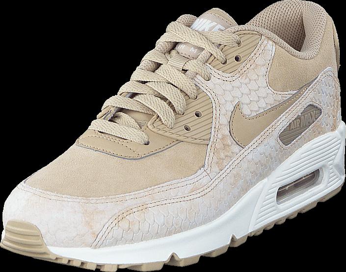 Nike Wmns Air Max 90 Prm Linen/linen-sail
