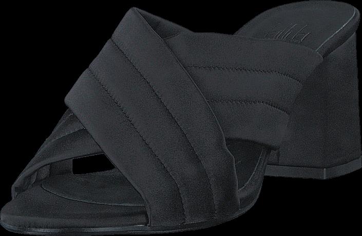 Billi Bi 16650 Black Satin