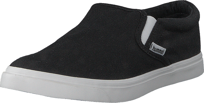 Hummel - Slip-on Jr Black