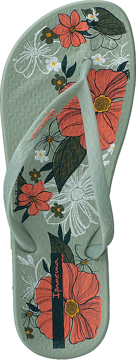 Ipanema - Anatomica Temas Vii Fem Green/green