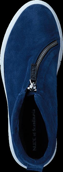 Nude Uomo Velour Blue