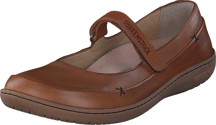 Birkenstock - Iona Regular Natural Leather Cuoio