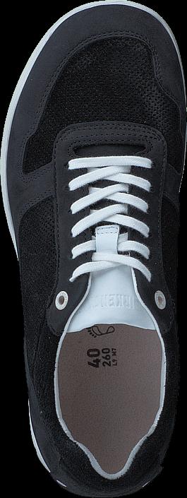 Birkenstock Cincinnati Black Suede/nubuck Leather