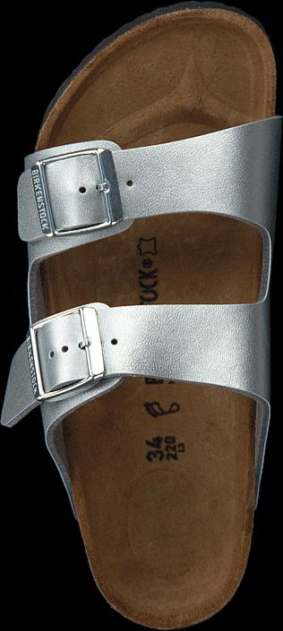 Birkenstock - Arizona Regular Birko-flor Silver