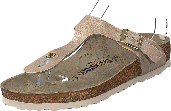 Footway SE - Birkenstock Gizeh Washed Metallic Rose Gold, Skor, Sneakers & Sportskor, Sneaker 997.00