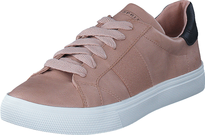 Esprit Semmy Lace Up Dusty Nude