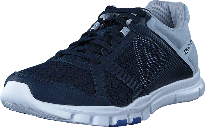 Reebok - Yourflex Train 10 Mt Collegiate Navy/Grey/Blue/Wht
