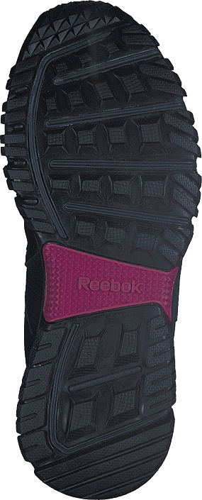 Reebok - Ridgerider Trail 3.0 Black/Ash Grey/Acid Pink