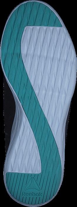 Reebok - Astroride Walk Black/Turquoise/White