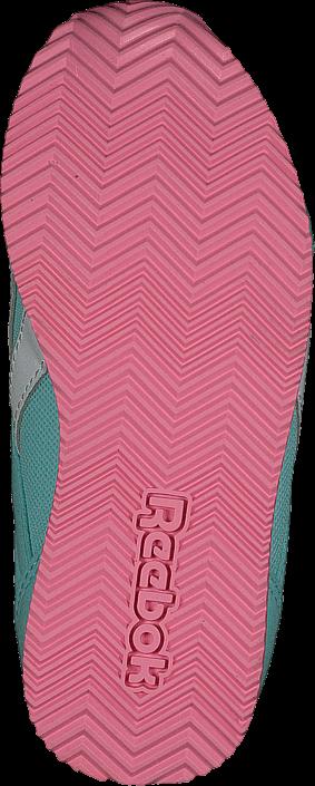 Reebok Classic - Royal Cljog 2 2V Blue Lagoon/White/Squad Pink