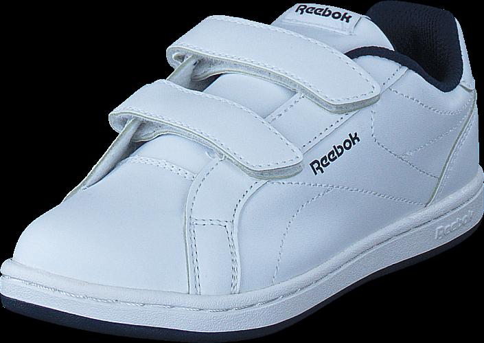 Footway SE - Reebok Classic Royal Comp Cln 2V White/Collegiate Navy, Skor, Sneakers & Sportsk 337.00