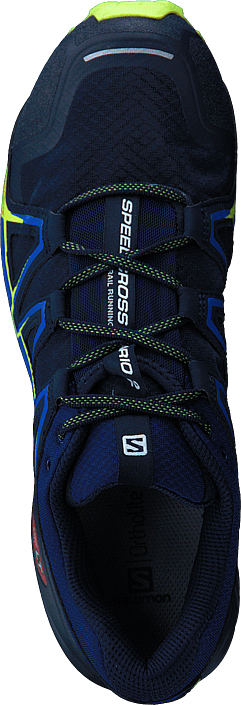 Salomon Speedcross Vario 2 Navy Blazer/Nautical Blue/Lime