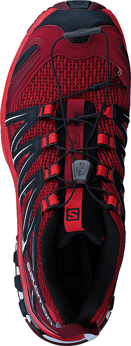 Salomon - XA PRO 3D Red Dalhia/Fiery Red/Black