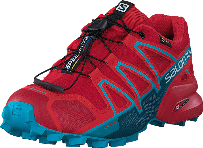 Salomon Speedcross 4 GTX® W BarbadosCherry/PoppyRed/Lagoon