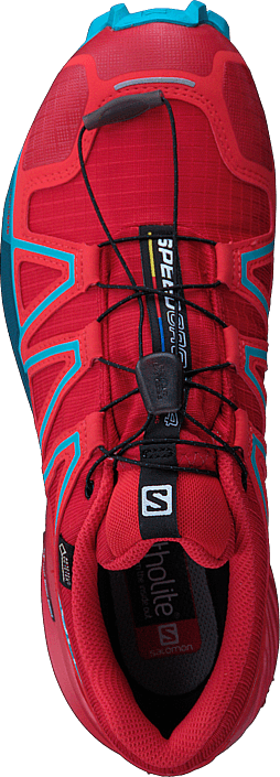 Salomon - Speedcross 4 GTX® W BarbadosCherry/PoppyRed/Lagoon