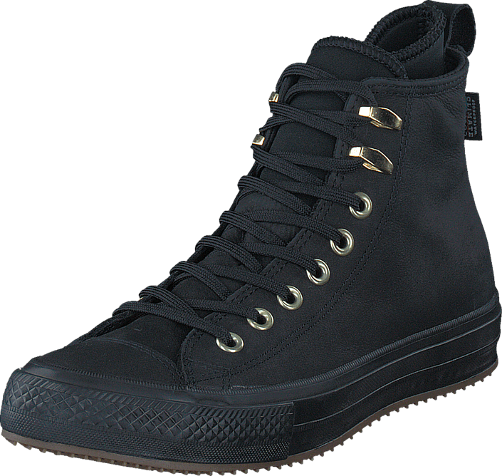Footway SE - Converse All Star WP Boot Hi Black/Brass, Skor, Sneakers & Sportskor, Höga sneak 1097.00