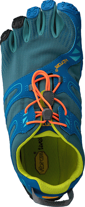 Vibram Fivefingers - V-Trail Tapestry/Blue