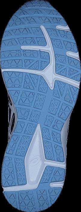Asics Patriot 8 Indigo Blue/white/fuchsia Purp